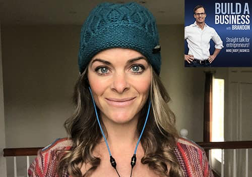 Jessica Bell Co-Founder of reVessel talked about crowdfunding, how to do a kickstarter campaign and how she and Eddie got started: Business Podcast