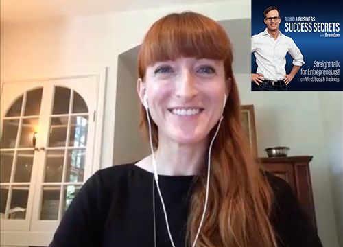 The Stories We Tell Ourselves Are... Kelly McGannon Explains How To Live Your Best Life: Business Podcast