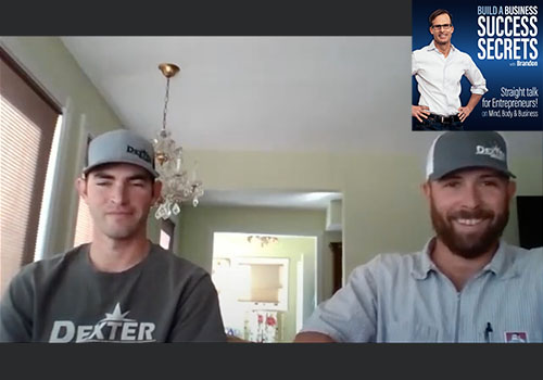 Will Dexter and Trevor Piondexter are Entrepreneurs and Partners in Dexter Welding in Half Moon Bay California | Ep.48 - Special Edition Half Moon Bay Business Podcast