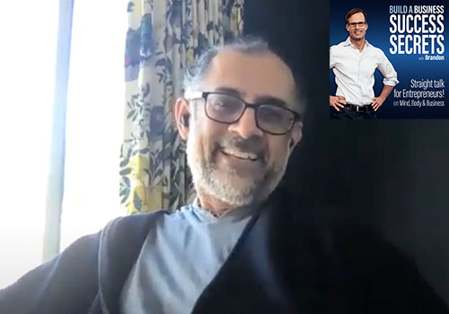 What It Takes to Be An Entrepreneur and Are You Born One or Can You Learn to Be One with Amer Akhtar CEO of Celential AI