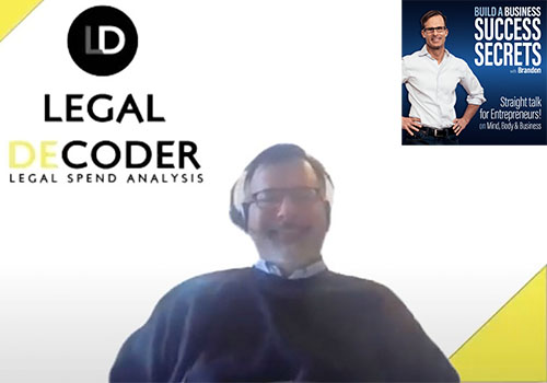 How to Avoid Losing Money on Lawyers. Learn how to Pick One and How Law Firms Work with Joe Tiano CEO of Legal Decoder